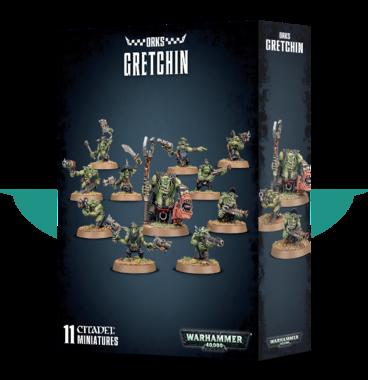 Warhammer 40,000 - Orks Gretchin