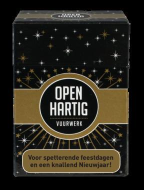 Openhartig: Vuurwerk [NL]