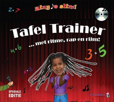 Zing je Slim: Tafel Trainer CD