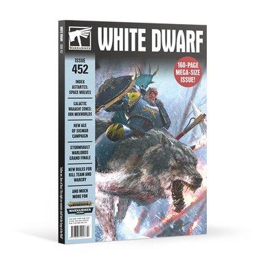 White Dwarf (Issue 452)