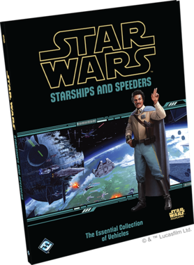 Star Wars: Starships and Speeders (Sourcebook)