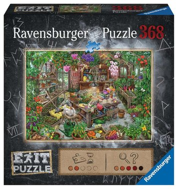 Escape Puzzel: In de Kas (368)