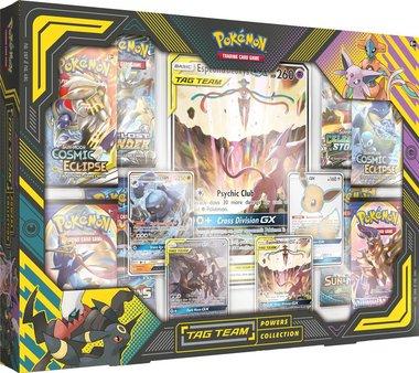 Pokémon: Tag Team Powers Collection