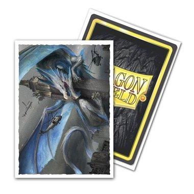 Dragon Shield Standard Matte Art Sleeves: Empire State Dragon (63x88mm) - 100
