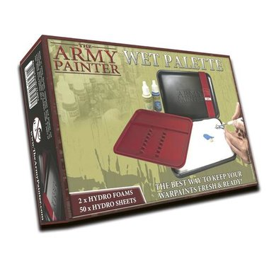 Wet Palette (The Army Painter)