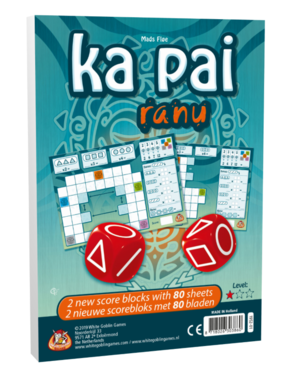 Ka Pai: Ranu (Level 1)