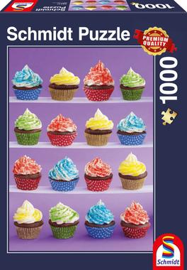 Cupcakefeest - Puzzel (1000)