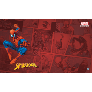Marvel: Champions - Spider-Man Game Mat