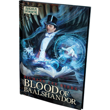 Arkham Horror: The Card Game – Blood of Baalshandor