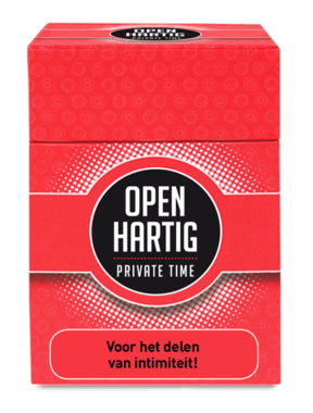 Openhartig: Private Time [NL]