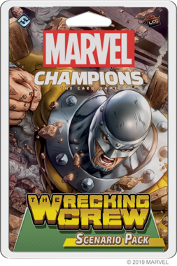 Marvel Champions: The Card Game - Wrecking Crew Scenario Pack
