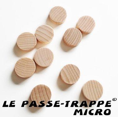 Le Passe-Trappe Micro: Schijven