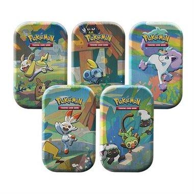 Pokémon: Galar Pals Mini Tin