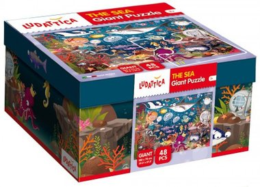 Giant Puzzle: The Sea (48XXL)