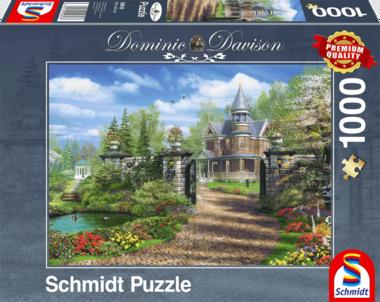 Idyllisch Landgoed (Dominic Davison) - Puzzel (1000)