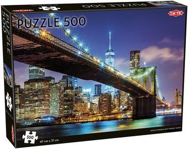 Brooklyn Bridge - Puzzel (500)