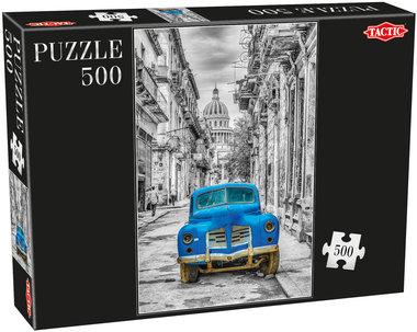 Cars - Puzzel (500)