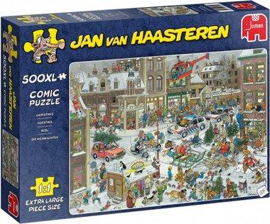 Kerstmis - Jan van Haasteren Puzzel (500XL)