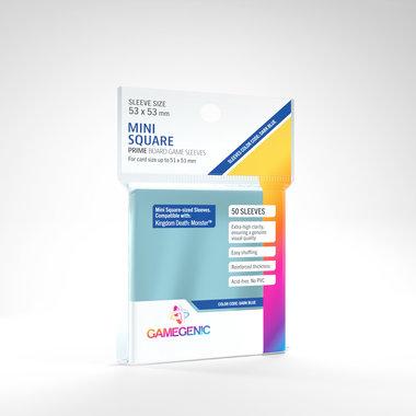 Gamegenic Prime Board Game Sleeves: Mini Square (53x53mm) - 50