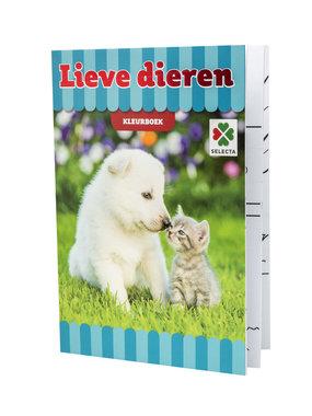 Lieve Dieren Kleurboek