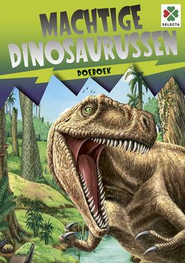Machtige Dinosaurussen Doeboek