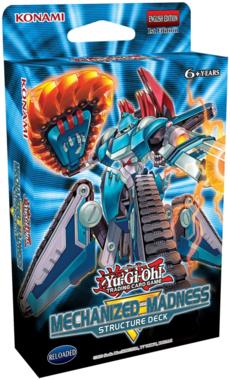 Yu-Gi-Oh! Structure Deck: Mechanized Madness