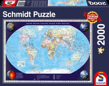 Onze Wereld - Puzzel (2000)