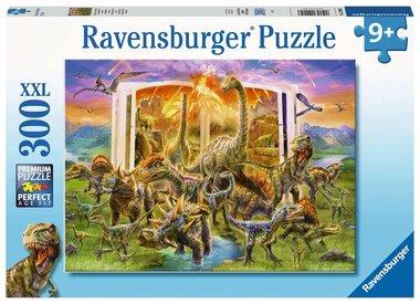 Encyclopedie van de Oertijd - Puzzel (300XXL)