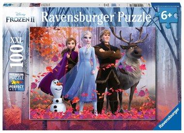 Frozen: De Magie van het Bos - Puzzel (100XXL)