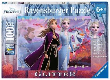 Frozen: Sterke Zussen - Puzzel (100XXL)