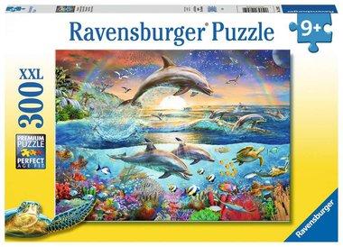 Dolfijnenparadijs - Puzzel (300XXL)