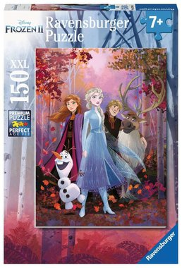 Frozen: Een fantastisch avontuur - Puzzel (150XXL)