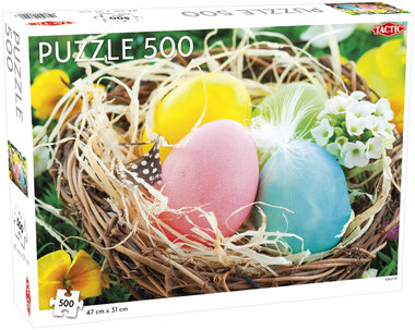 Easter - Puzzel (500)