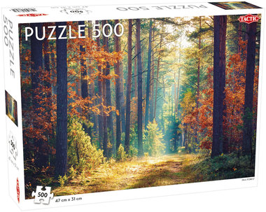 Fall Forest - Puzzel (500)