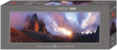3 Peaks - Panorama Puzzel (1000)