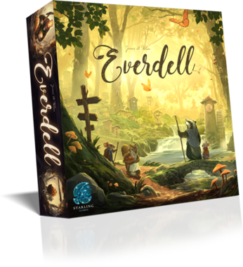 [PREORDER] Everdell [NL]