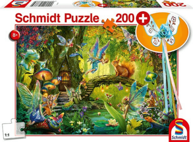Fairies in the Forest - Puzzle (200)