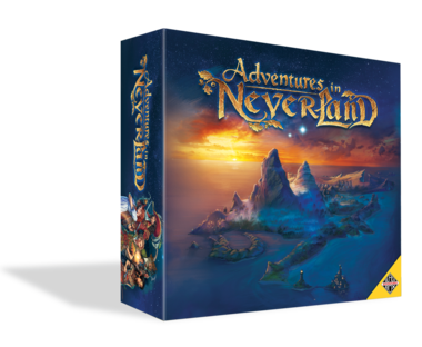 [PREORDER] Adventures in Neverland - KICKSTARTER STANDARD EDITION [ENG]