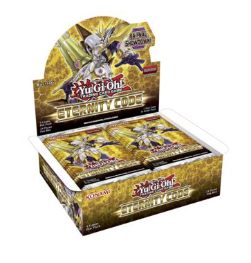 Yu-Gi-Oh! Eternity Code (Boosterbox)