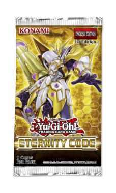 Yu-Gi-Oh! Eternity Code (Booster)
