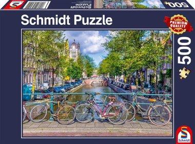 Amsterdam - Puzzel (500)