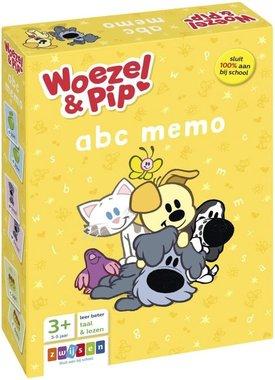 Woezel & Pip ABC Memo