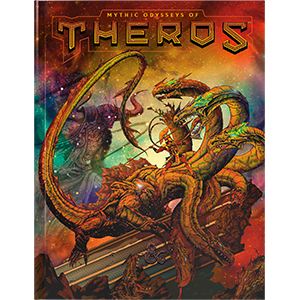 [PRE-ORDER] Dungeons & Dragons: Mythic Odysseys of Theros [LIMITED EDITION]
