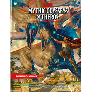 [PRE-ORDER] Dungeons & Dragons: Mythic Odysseys of Theros