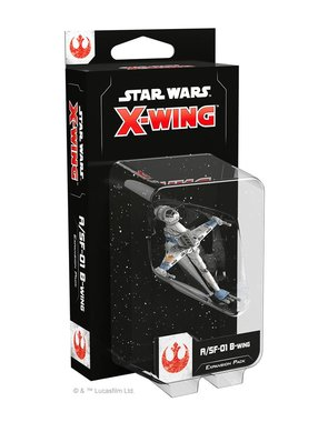 Star Wars X-Wing 2.0 - A/SF-01 B-Wing Expansion Pack