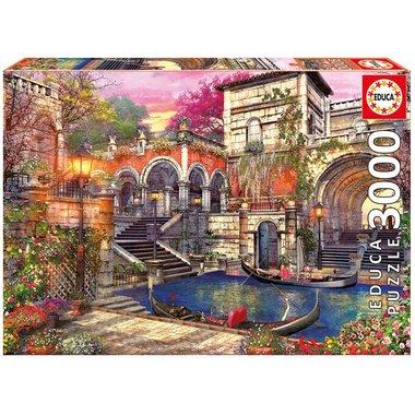 Venice Courtship - Puzzel (3000)