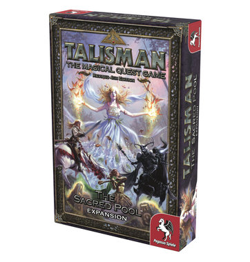 Talisman (Revised 4th Edition): The Sacred Pool Expansion