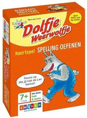 Dolfje Weerwolfje Kaartspel: Spelling Oefenen