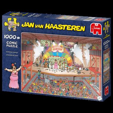 Eurosong Contest - Jan van Haasteren Puzzel (1000)