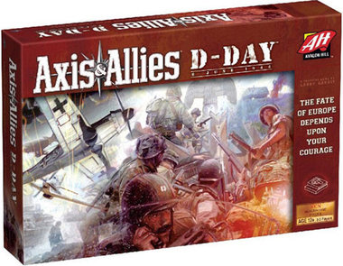 Axis & Allies: D-Day